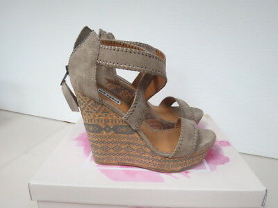 ad376acf0f3 NOT RATED WOMENS Sybil Fringe Wedge Sandal -  48.52