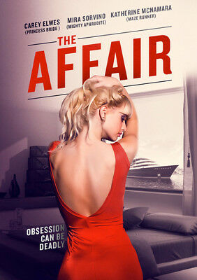 The Affair DVD (2018) Mira Sorvino ***NEW***
