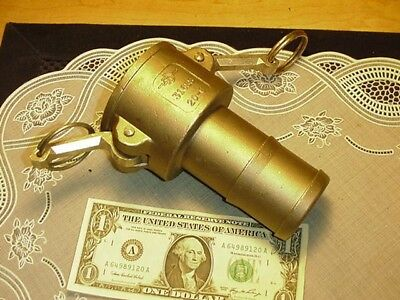 CamLock PT 316SS 20-C Stainless Steel 2 Inch Female to 2 Inch Hose Coupling