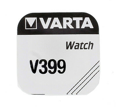 Varta SR927W Button Cell Battery 399V Silver Oxide 1,55v for Watches