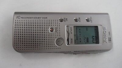 Sony ICD-B17 Digital Voice Recorder VOR