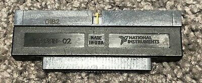 National Instruments DIO 68F to 50M pin Adapter 183139B-02
