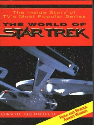 The world of Star Trek: the inside story of TV's most popular series by David