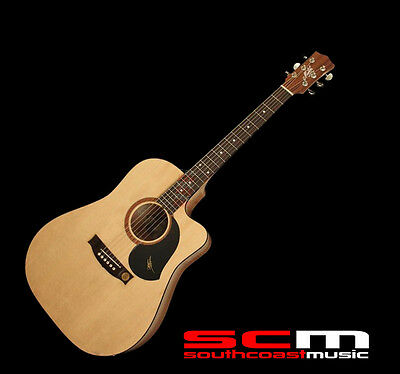 MATON SRS60C STAGE SERIES ALL SOLID ACOUSTIC ELECTRIC GUITAR w/ MATON HARD CASE