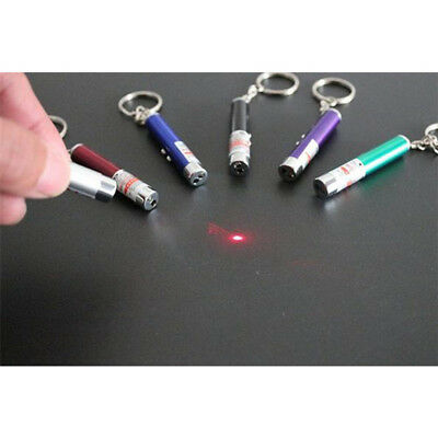 2 en 1 LASER / LAZER POINTEUR STYLO + LED TORCH PET CAT DOG JOUET x 1