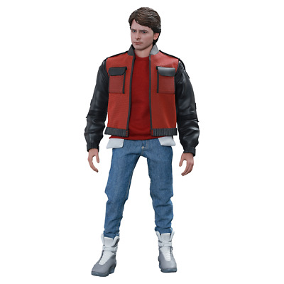Back to the Future II - Marty McFly 1/6 Scale Hot Toys Action Figure - Loot - BR