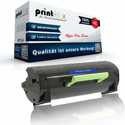 Alternative Toner Cartridge for Lexmark 60F2H00/602H Replacement XL-OFFICE plus