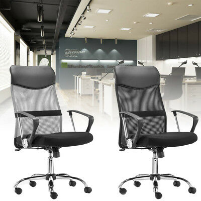 Office Computer Chair Luxury Leather Swivel High Furniture Modern Gaming Chairs