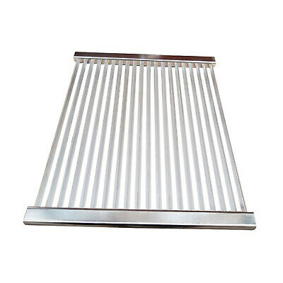 New Topnotch Stainless Steel Diamond Grills 317x485mm