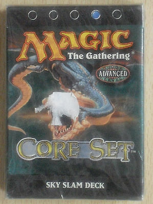 MTG Magic the Gathering - Core Set 8th - Sky Slam Deck (Neu) englisch