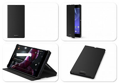 Genuine Sony FLIP CASE EXPERIA T2 ULTRA original smart phone cover wallet pouch