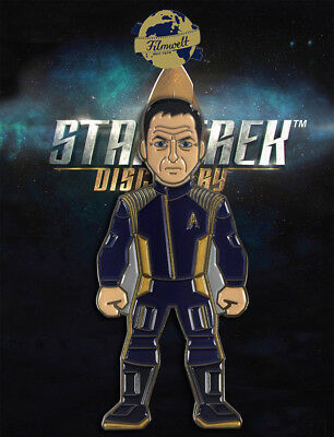 Captain Lorca Star Trek Discovery - exklusiver Sammler Collectors Pin Metall neu