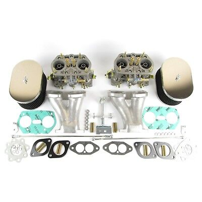 Genuine Weber 40IDF carb kit VW air cooled T1 jetted for up to 1800 type 1