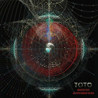 Toto - Greatest Hits  40 Trips Around The Sun [CD] Sent Sameday*