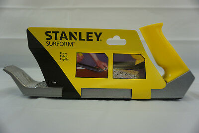 Stanley Surform Plane 21-296 New in Original Package Includes Blade Free Ship