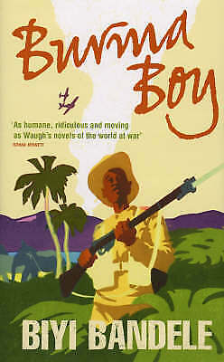 Burma Boy by Biyi Bandele (Paperback) New Book