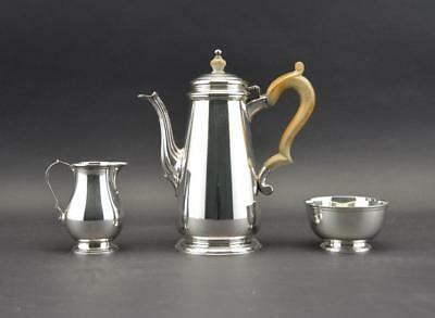 Exquisite Tiffany & Co. Sterling Silver Coffee Service Set