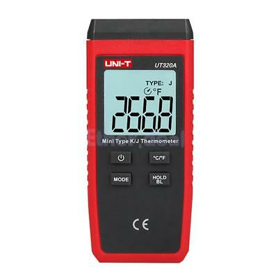 Ut320a Digital Thermometer Single Channel Thermometer mit K / J -Typ