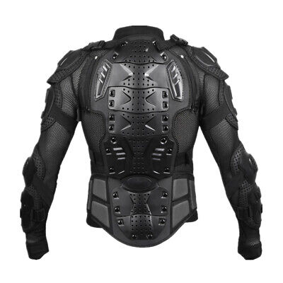 Full Body Protective Gear Motorbike Motorcycle Motocross Spine Guard Armour