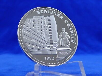 Medaille 40 Jahre DDR,Berliner Charite,  **PP/Proof** (5114 )