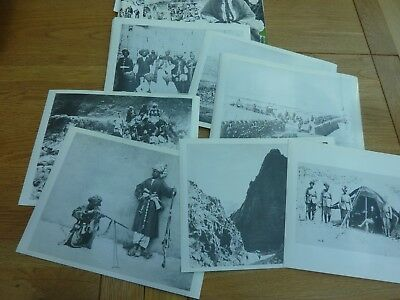 The Second Afghan War Campaigns In Focus 40 Reproduction Photos 10 X 8""