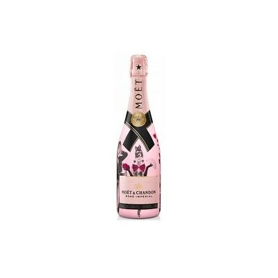 Moet & Chandon Champagne Rosè Unconventional Love Limited Edition