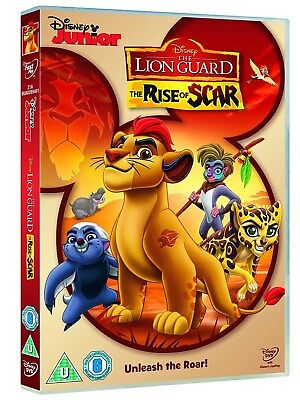 The Lion Guard - The Rise of Scar [DVD]