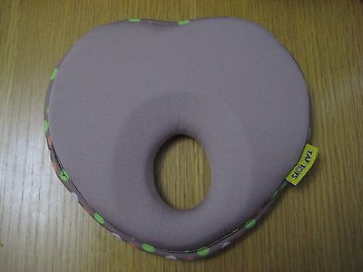 newborn baby support neck memory foam pillow