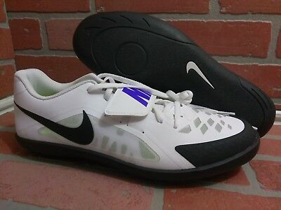 Nike Zoom Rival SD 2 Shot Put Discus Track & Field Shoes Men's Sz 11 685134