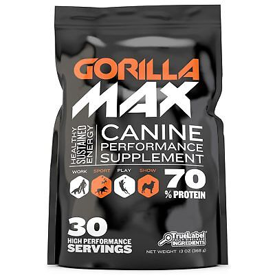 Gorilla Max Muscle Builder for Dogs —Wholesale pricing - Best savings