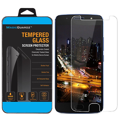 9H Tempered Glass Screen Protector Guard For Motorola Moto G5S / G5S Plus