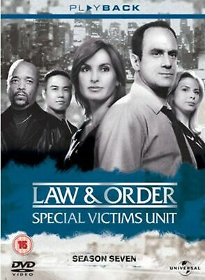 Law and Order - Special Victims Unit: Season 7 (Box Set) [DVD]