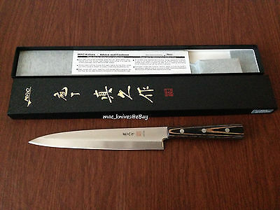 "MAC FKW-7L Japanese Series 8"" Yanagiba Sashimi Knife LEFT-HANDED, Made in Japan"