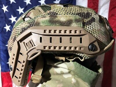Ops Core Maritime Helmet Opscore MultICam Crye Precision mesh cover