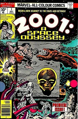 Marvel Comics 2001 A Space Odyssey #1 Ex Unread Condition Uk Free Postage
