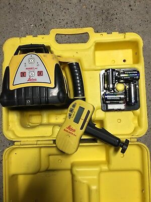 Leica Rugby100 Self-Levelling Laser Level