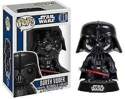 Funko - Star Wars Darth Vader Pop! Vinyl Figure Bobble Head