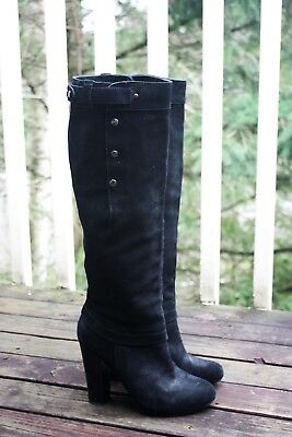 Belle By Knee Sigerson Leather Morrison495 High Soft 00 hQrodxBstC