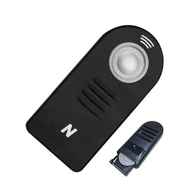 Nikon ML-L3 Shutter Release Wireless IR Remote Control Fit for D7100 D5500 D3200