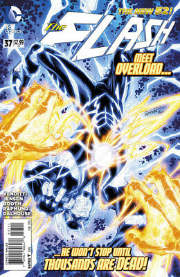 Dc New 52 The Flash #37 First Print