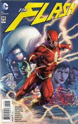 Dc New 52 The Flash #50  First Print