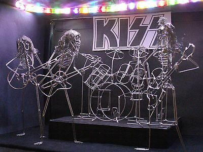 Amazingly Unique & Unusual Collectables For All Kiss Fans!