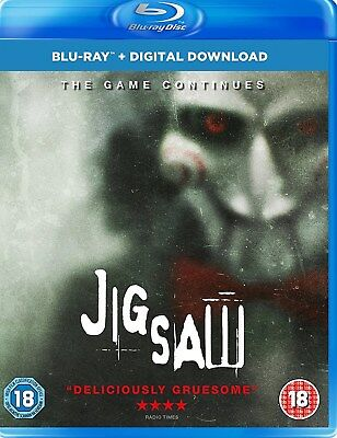 Jigsaw (with Digital Download) [Blu-ray]