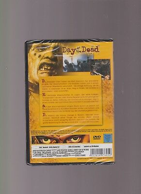 DVD - Zombie II - Day Of The Dead - Lori Cardille & Terry Alexander