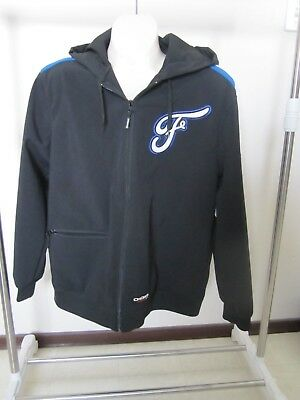 Ford Genuine Choko Hooded Coat Jacket Size M With Tags