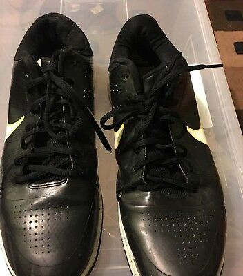 best service 70e02 a4f30 Nike Zoom Kobe V 5 Home and Away Version Del Sol Purple Yellow Size 13 Worn