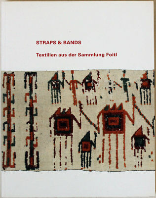 Straps and bands, woven rugs, Asia/Africa, 2008 museum catalogue