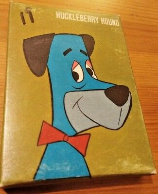 Huckleberry Hound Sun-Eze Tillman's Magic Sun Picture card set - 1962 vintage