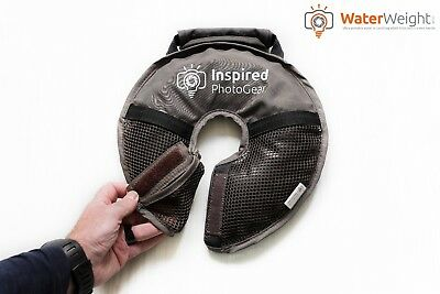 WaterWeight™ = Ultra portable water / sandbag for Photography: WAS £35 NOW £9.99