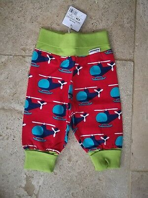 New tags MAXOMORRA chopper trouser pants size 74 6-9 months